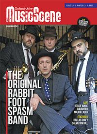 Oxfordshire Music Scene issue 23 cover