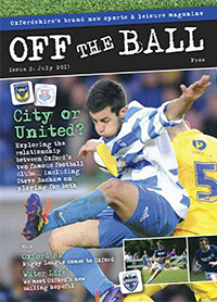Off The Ball issue 2 cover