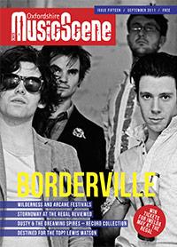 Oxfordshire Music Scene issue 15 cover