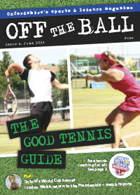 Off The Ball issue 6 cover